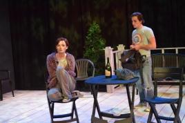 Proof, Oldcastle Theatre (Photo: Deborah Pertson)