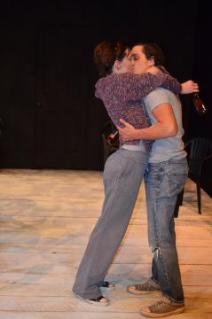 Proof, Oldcastle Theatre (Photo: Deborah Peterson)