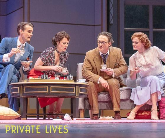 Private Lives, Pennsylvania Shakespeare Festival